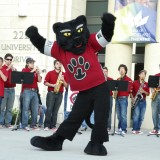 15 reasons Pete the Panther is the best mascot ever
