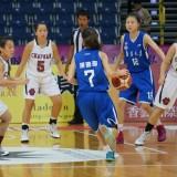 Women's hoops takes Taiwan
