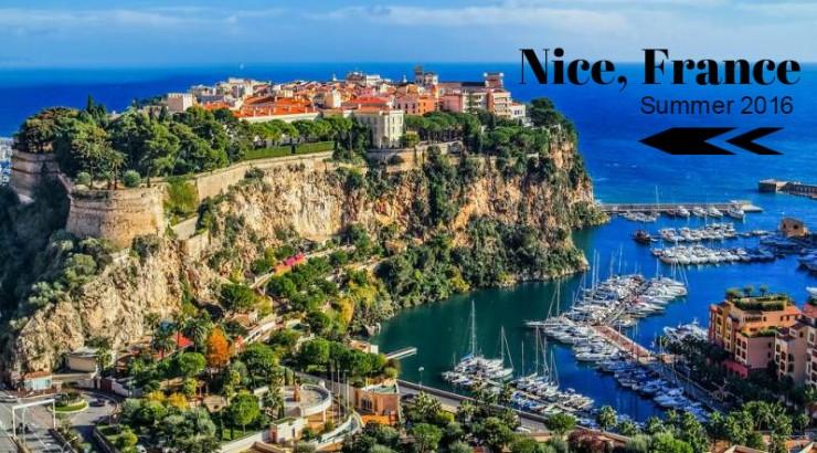 Nice, France Summer 2016