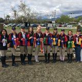 Chapman Equestrian Wins at USC