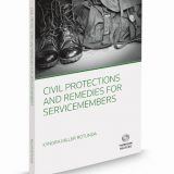 Professor Kyndra Rotunda publishes a groundbreaking new Law Book on Military and Veterans' Law