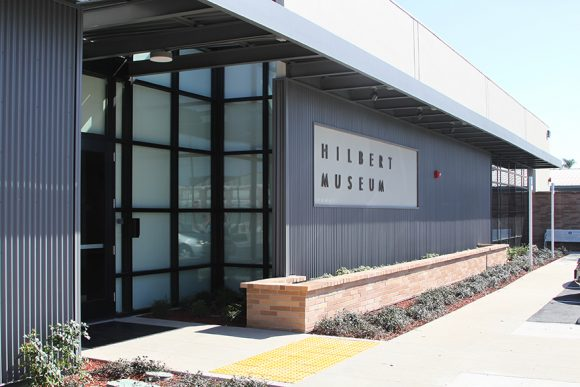Hilbert Museum of California Art at Chapman University