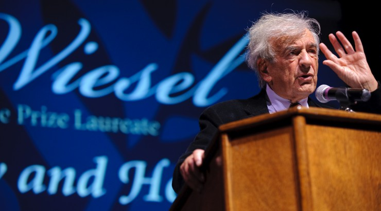 elie wiesel essay contest The elie wiesel foundation for humanity prize in ethics essay contest has been  a long-running contest for undergraduate students to engage.