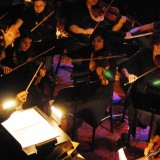 Chamber Orchestra performs at Orange County Museum of Art exhibit opening