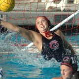 Women's water polo puts away Caltech with big fourth quarter