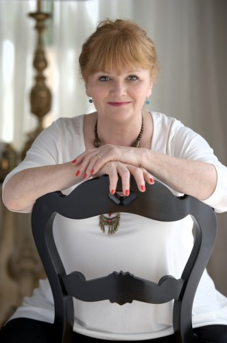 """Downton Abbey"" star Lesley Nicol (Mrs. Patmore) will read stories by author Jill McCorkle in the debut of WordTheatre at Chapman University."