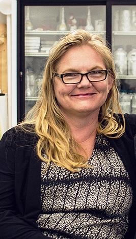 Professor Catherine Clark.