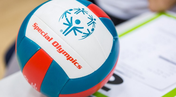 Image result for special olympics volleyball