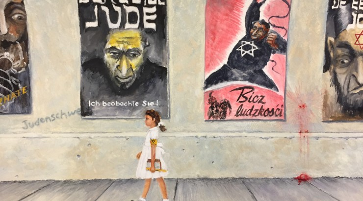 Holocaust Art and Writing Contest