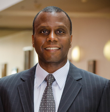 Dean Reginald Gilyard of Chapman's Argyros School of Business and Economics