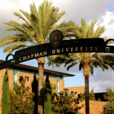 Chapman University Stays Steady at #7 in U.S. News Rankings