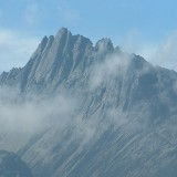 Carstensz Pyramid (Puncak Jaya) in Papua New Guinea