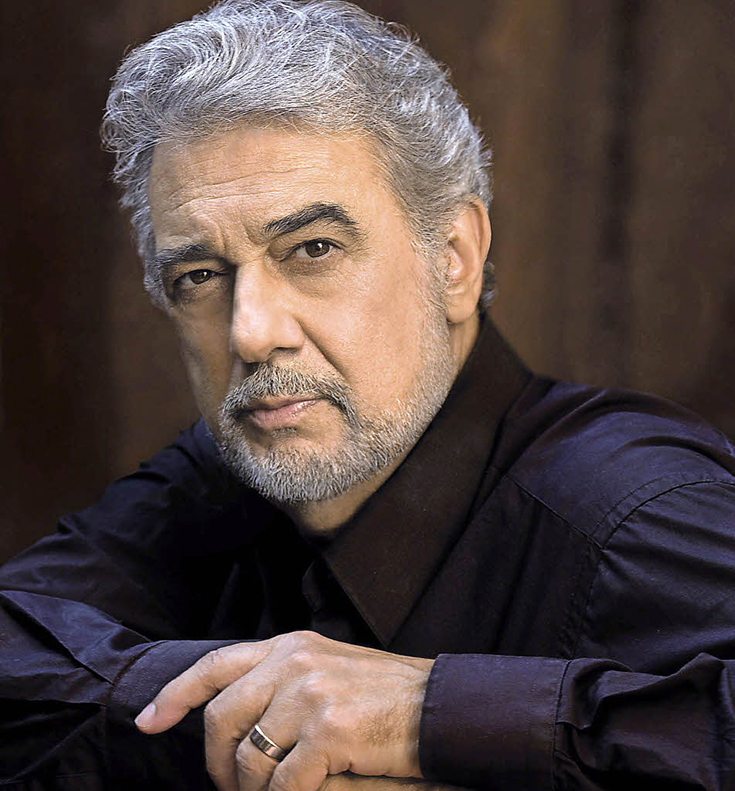 Placido Domingo: Catching Up With Musco Center For The Arts: Momentum
