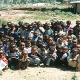 Children in Tembien, Ethiopia.