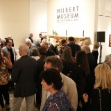 Large crowds, long lines mark opening of Hilbert Museum of California Art