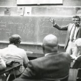 Jim Miller teaching