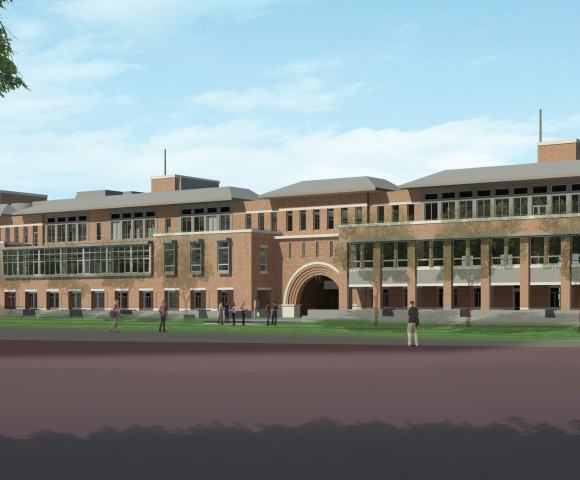 Chapman to break ground for new Center for Science and Technology