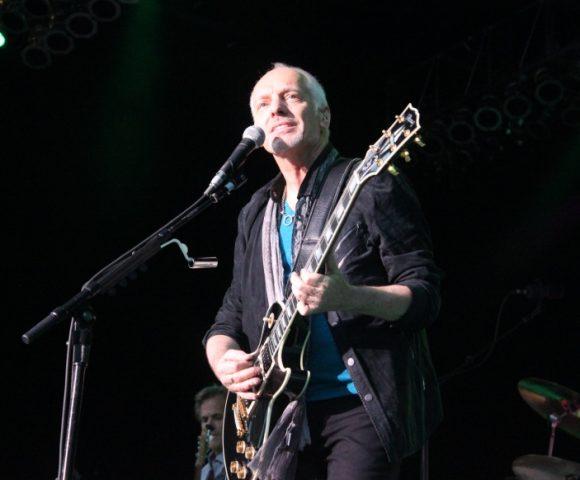 Rock great Peter Frampton to speak at Chapman on April 26
