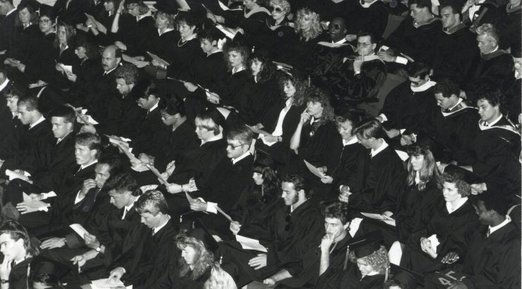 students at Baccalaureate
