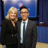 Chapman professor attends White House conference on military children