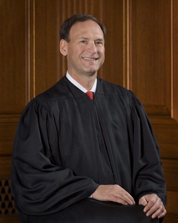 U.S. Supreme Court Justice Samuel Alito