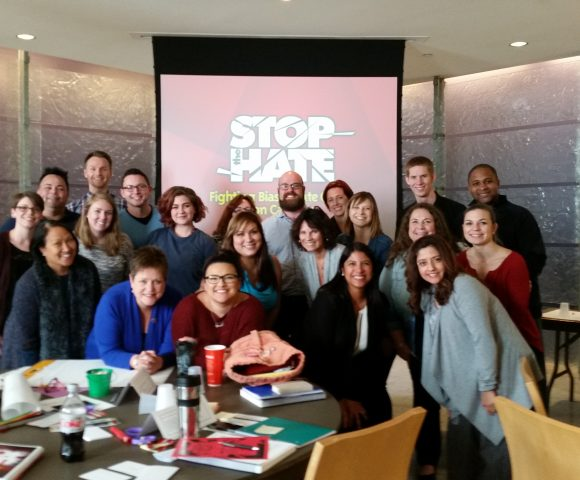 Team of Chapman staff ready to offer Stop the Hate workshops on campus