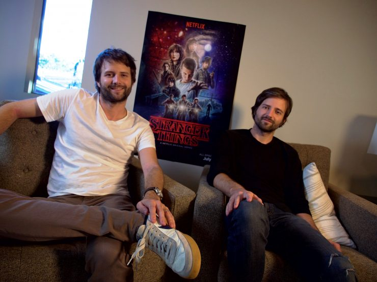 Image result for the duffer brothers