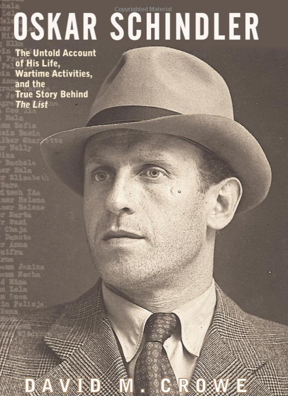 the life and transformation of oskar schindler from a greedy businessman to a hero