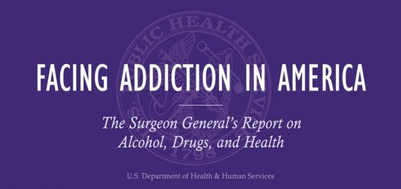 Surgeon General, drugs, alcohol
