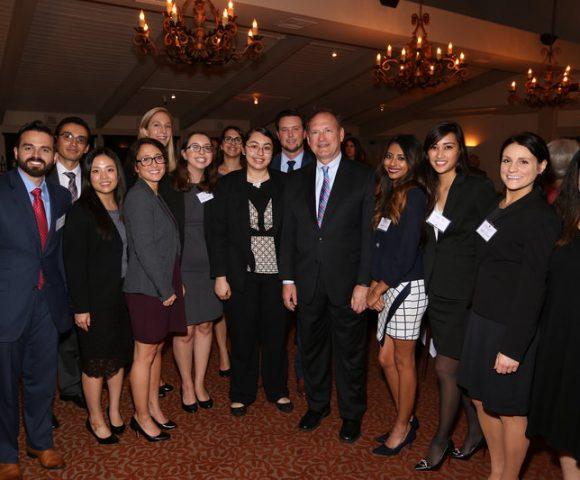 Associate Justice Samuel A. Alito visits Chapman