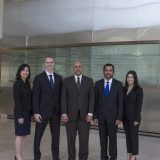 Chapman team reaches finals at CFA Research Challenge Regional Round