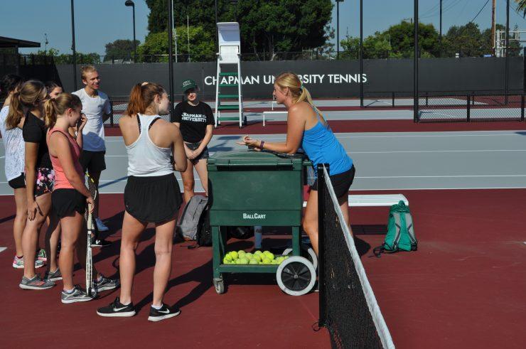 Lastinger Tennis Center