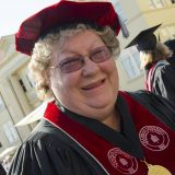 Chapman University's College of Educational Studies is named for alumna Donna Ford Attallah