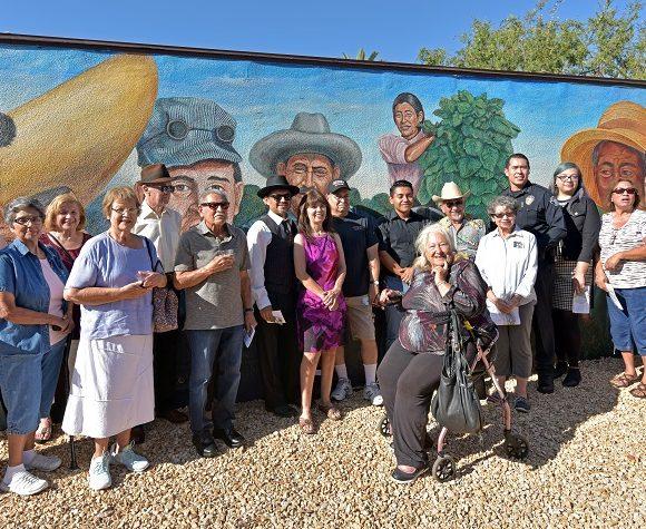 Tracing history, honoring a community - Emigdio Vasquez