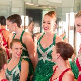It's a high-kicking holiday for alumni performing with Radio City Rockettes