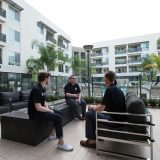 Chapman creates a new hub of student housing with apartment purchase