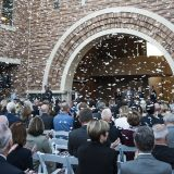 Chapman Dedicates Keck Center for Science and Engineering, Which Promises 'an Incredible Future'