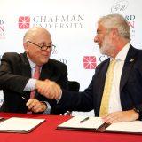 Chapman University and Richard Nixon Foundation Partner in First-Ever Fellows Program