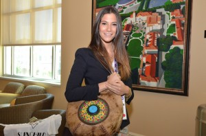 Susanna Davidoff, Chapman University team leader