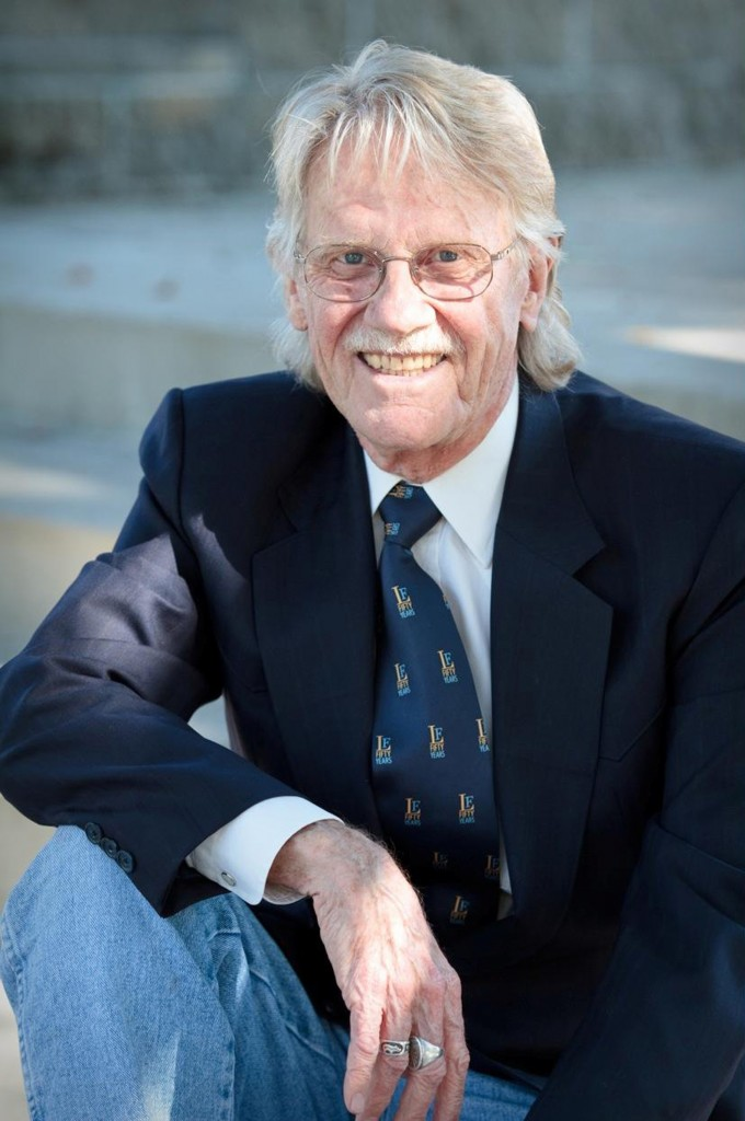 Nobel laureate and Chapman faculty member Vernon Smith