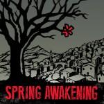 Spring Awakening musical poster