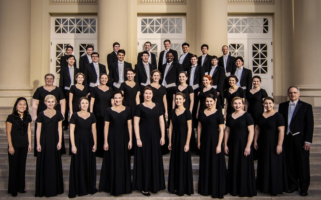 Chapman University Singers Choir