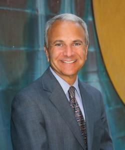 Chapman University President Jim Doti