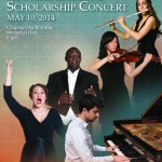 Information about the Annual Sholund Scholarship Concert