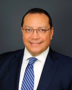Head shot of Simon Castellanos, CEO of Western Dental-Brident