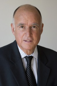 Governor Jerry Brown