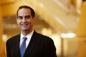 Matthew J. Parlow, new dean of Chapman University's Fowler School of Law.