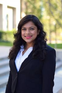 psychology student Sohini Mukherjee