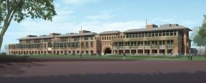 New science building rendering