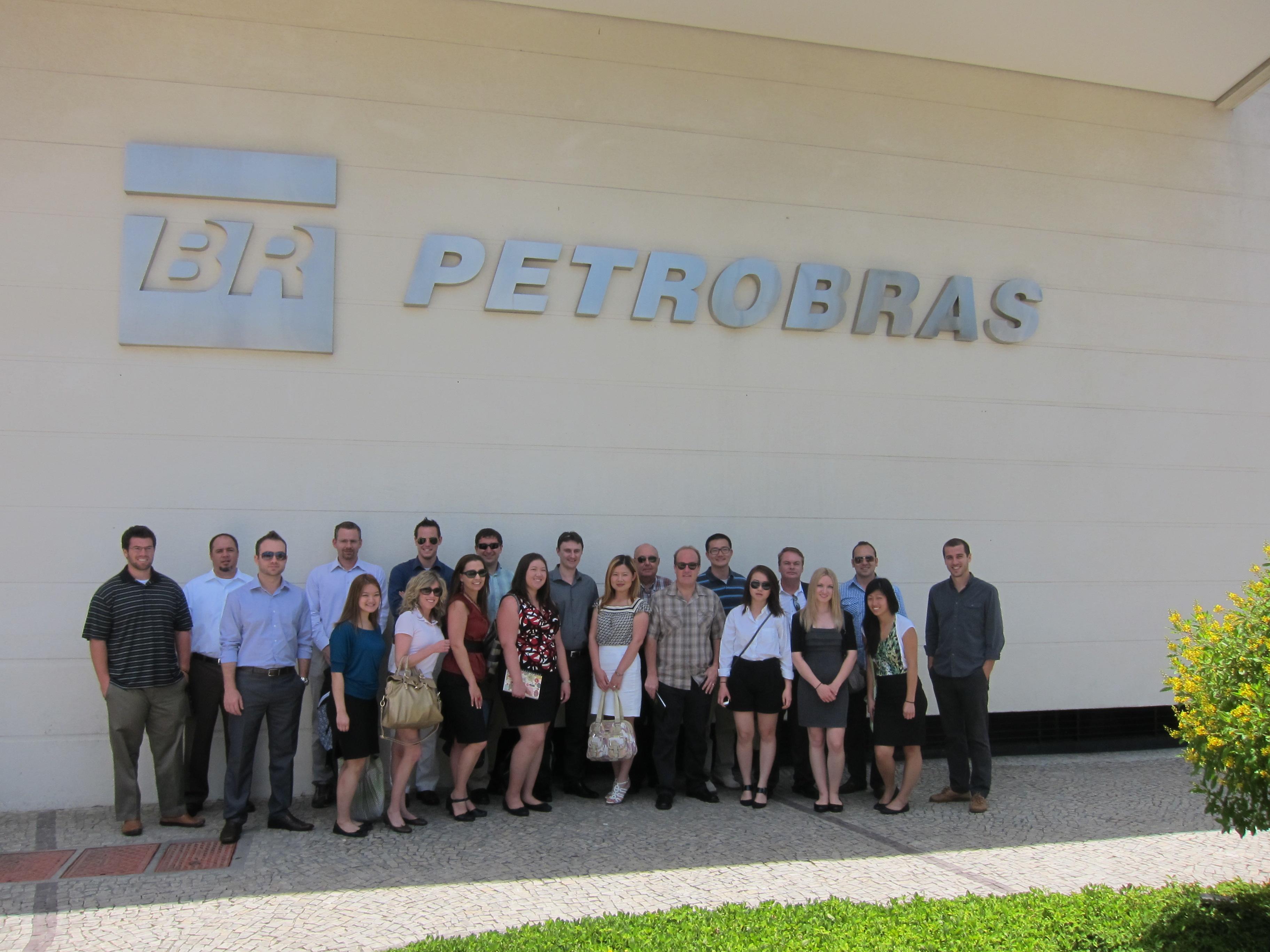 Petrobras Group Shot